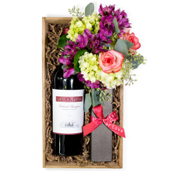 Better Together Gift Crate - Merlot