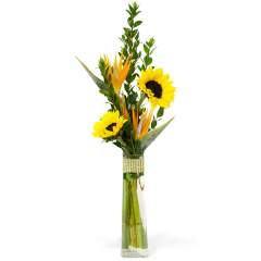 Sunflower Paradise - Small (shown)