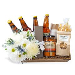 Battle Born Gift Crate w/ Beer - Medium
