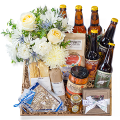Battle Born Gift Crate w/ Beer - Large