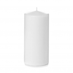 Add 1 Pillar Candle (Candle color will coordinate w/ your centerpiece)