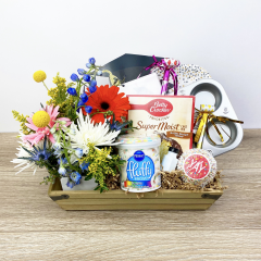Celebrate At Home<br>Graduation Gift Crate
