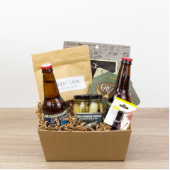 Dude Snacks Gift Crate - Small<br><i>Includes Made in Nevada products</i>