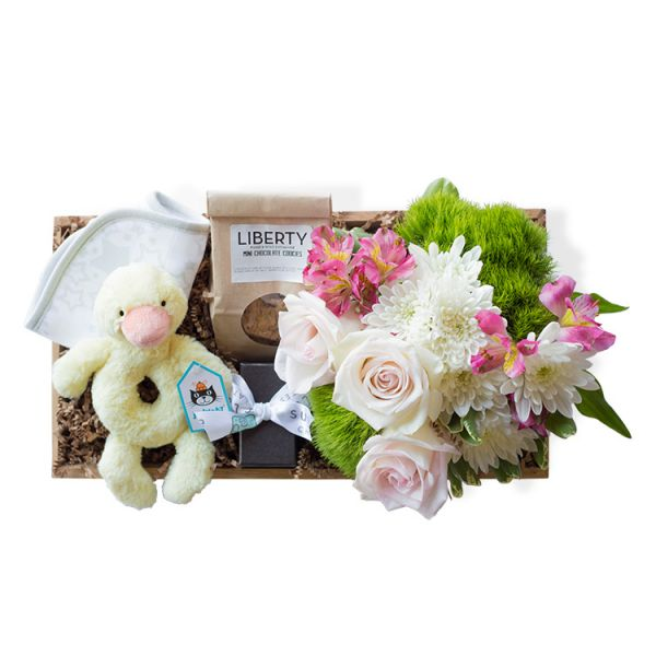 Bundle of Joy Gift Crate - Pink<br>(3 sizes)<br />