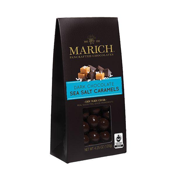 Marich Sea Salt Caramels