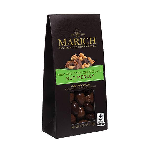 Marich Chocolate Nut Medley