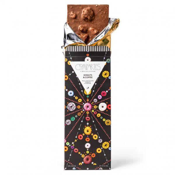 Donuts & Coffee Chocolate Bar