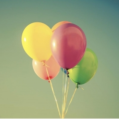 Any Occasion - Latex Helium Balloons Addon