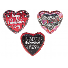 Valentine's Mylar Balloons Addon