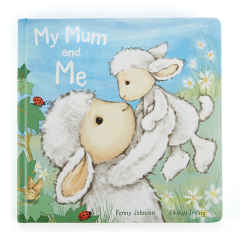 JellyCat My Mom and Me Book Addon