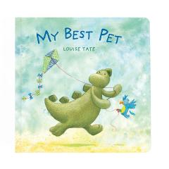 JellyCat My Best Pet Book Addon