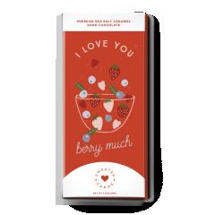 Sweeter Cards Dark Chocolate Sea Salt Caramel Card Addon