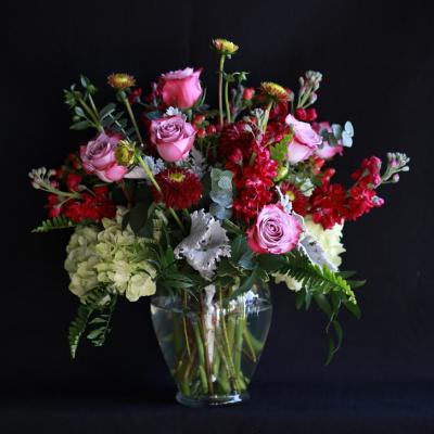 Ninth Street Flowers Durham - Cascade of Color