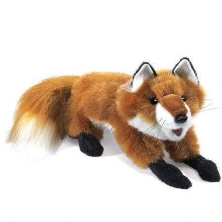 Small Red Fox Addon